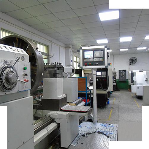 15台高精密CNC設備